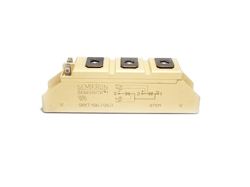 THYRISTOR-SEMIKRON-SKKT-105-06D-115A-600V